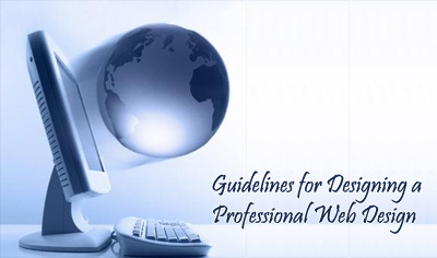 Guidelines for Designing a Professional Web Design