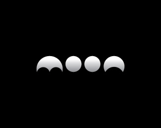 Moon Logo Design