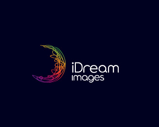 iDream Images Logo Design