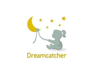 Dreamcatcher Logo Design