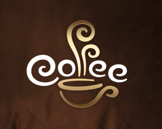 25 Hot Coffee Logo Designs for your Coffee Shop