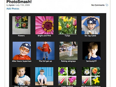 PhotoSmash Galleries