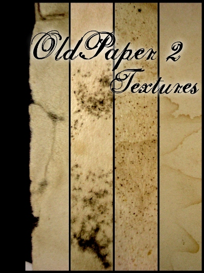 Old Paper II Pack