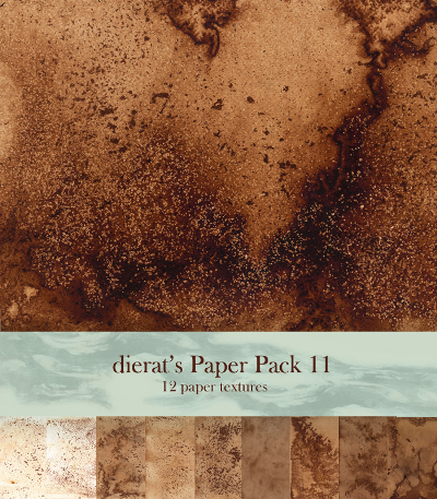 Old Paper Textures Pack