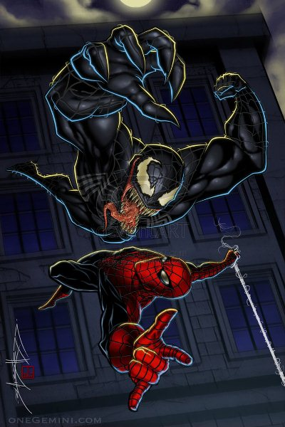 Venom vs. Spider-Man