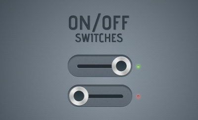 On/Off PSD Switches