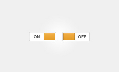Simple ON and OFF Button Switch