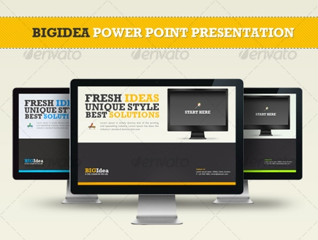 Big Idea PowerPoint Presentation