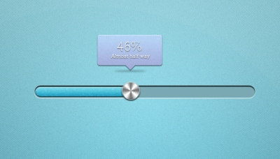 18 Essential Free Progress Bar UI PSD Templates