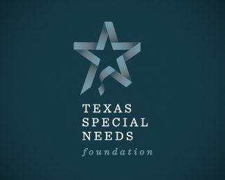 Texas Special Needs Foundation Logo Design