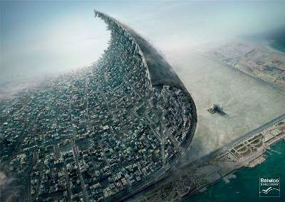"20 Breathtaking ""End of The World"" Advertisement Designs"