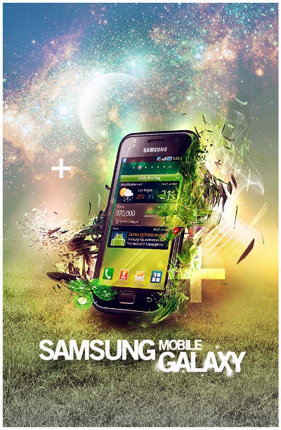 Mobile Advertisements: Galaxy