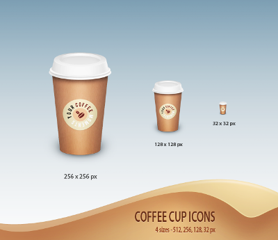 Free Coffee Cup Icons