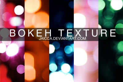 Free Bokeh Texture Pack - High Resolution Bokeh Texture