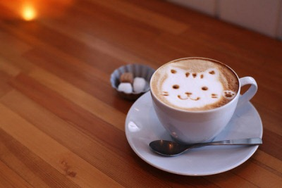 Meow: Cat Latte Art