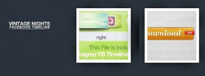 Free Facebook Timeline Template