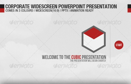 Corporate Widescreen Powerpoint Presentation