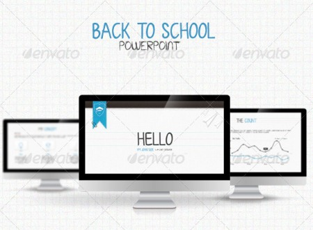 Free and premium microsoft powerpoint templates back to school powerpoint template toneelgroepblik Gallery