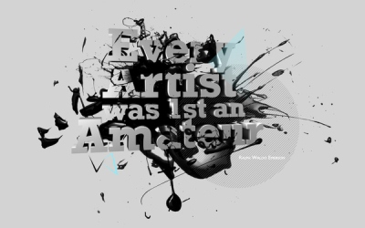 Design Quotes: Every artist was first an amateur