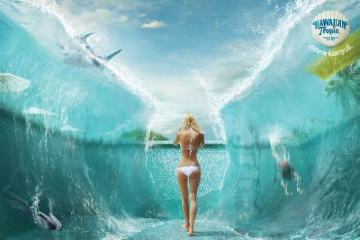 Hawaiian Tropic: Extreme Waterproof 2
