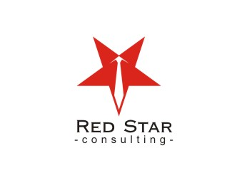 Red Star Logo Design