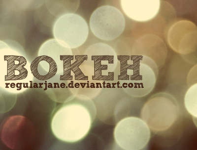 Download Free Bokeh Texture Pack