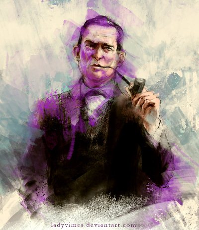 Sherlock Holmes is Judging You