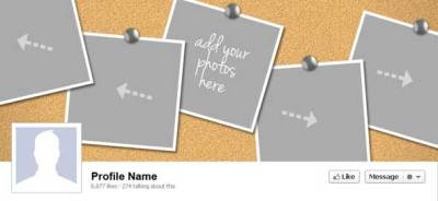 Free Facebook Timeline Cover Art Templates