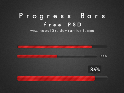 Progress Bars 2 + PSD