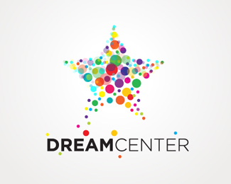 Dream Center Logo Design