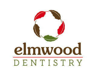 Elmwood Dentistry Logo Design