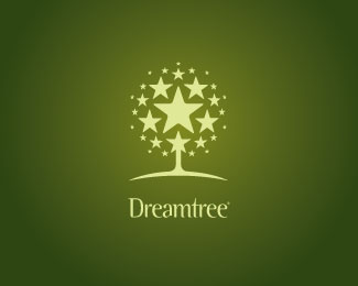 Dream Tree Logo Design