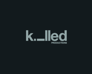 Killed Productions Logo Design