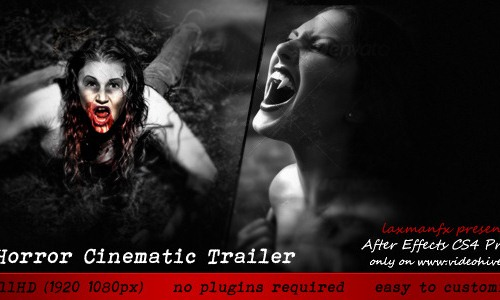 Horror Cinematic Trailer