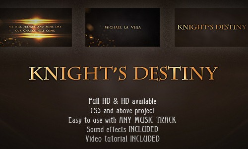 Knight's Destiny - Cinematic Trailer