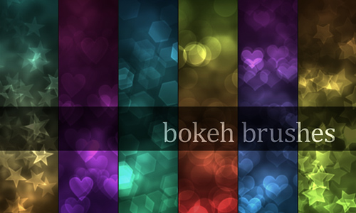 30 Free Bokeh Brushes to Create Bokeh Effects in Photoshop