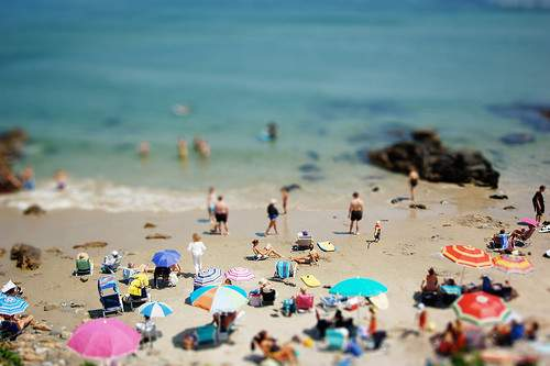 Tilt-Shift Photography: You Can Tell
