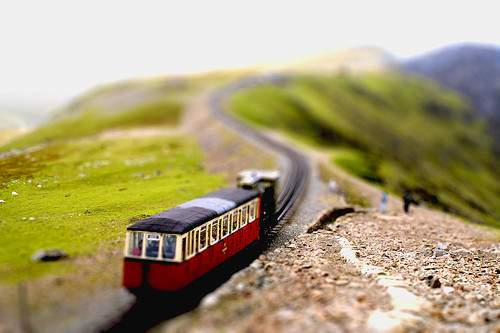 Snowdon Mountain Railway Photography
