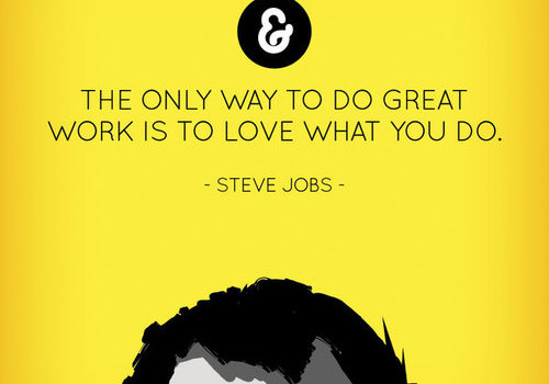 20 Motivational Typography Posters to Inspire You at Work