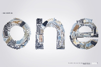 Typographic Arts: One, Work