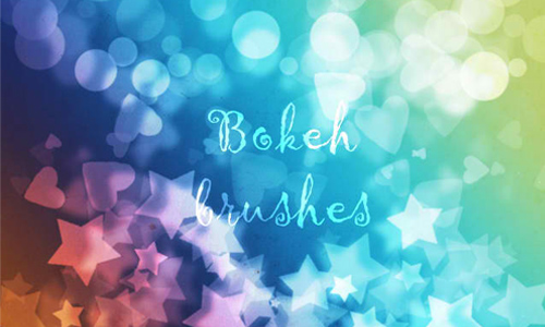 Bokeh Effect Brushes