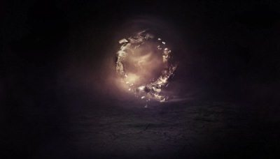 Create an Abstract Floating Break-Apart Rock Circle in Photoshop