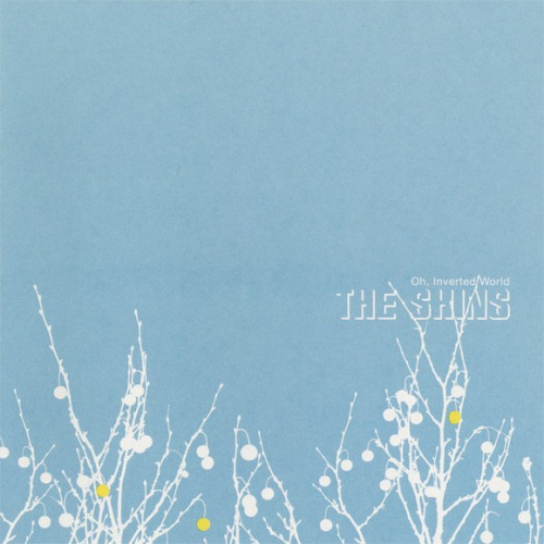 The Shins Album Artwork Cover