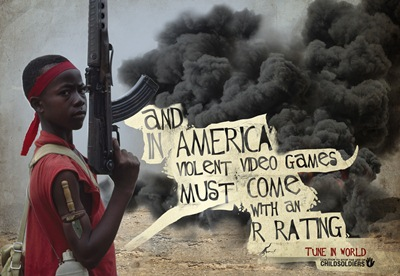 Coalition to Stop the Use of Child Soldiers: America