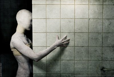Horror Photo Manipulation Effects: Anonymous