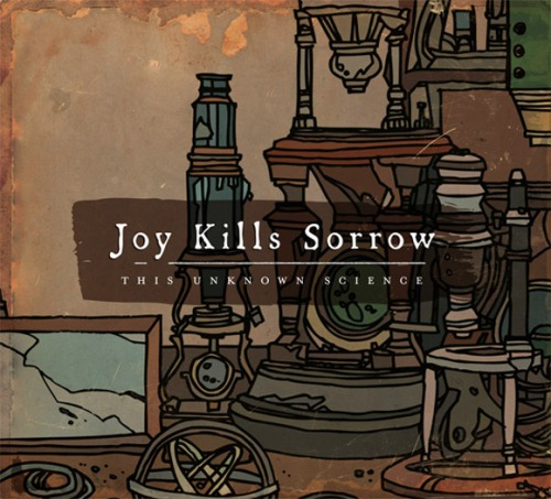 Joy Kills Sorrow Album Cover