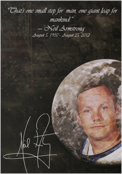 RIP Neil Armstrong