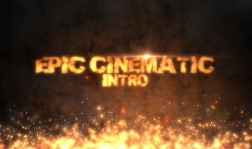 Epic Cinematic Intro