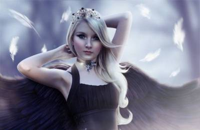 How to Create an Emotional Photo Manipulation of an Angel