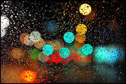 Bokeh Photography Example